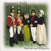 Redcoats And Bluejackets CD